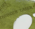 Leather laser cutter