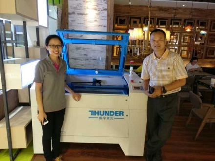 laser cutter news about thunderlaser