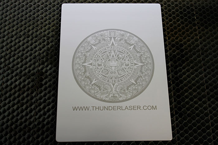 sun god Coated-Metal laser engraver
