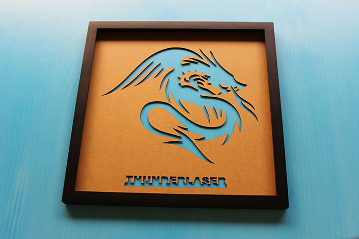 Flying dragon Foam laser engraver