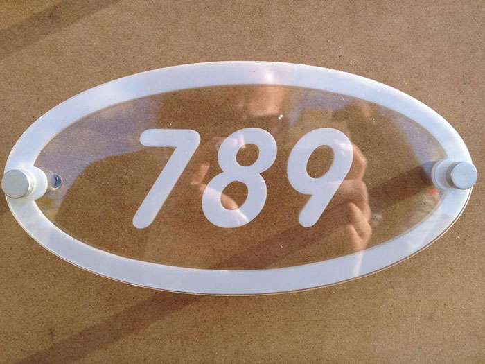 789 Signage-photo laser cutter
