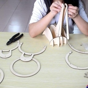 【Thunderlaser Creativity】This is not Acrobatic but a creative lamp